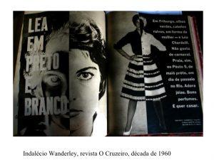 Imagem de Páginas de O Cruzeiro com fotografias de Indalécio Wanderley