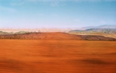 Imagens Posteriores, lançada nesta Sexta Livre, trata da experiência do tempo e do deslocamento tendo como matéria a paisagem de diversas locações © Patricia Gouvêa