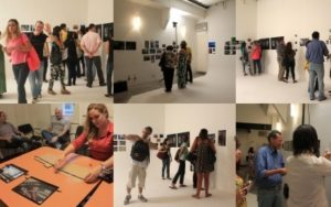 Na última Sexta Livre do Ateliê em 2013, todos os alunos e ex-alunos são convidados a mostrar seus últimos trabalhos