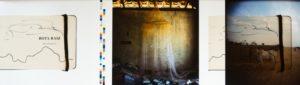 A exposição desta Sexta Livre é uma amostra dos bastidores da impressão de um livro, e de fugas que as imagens podem empreender quando são postas à prova © Pedro David