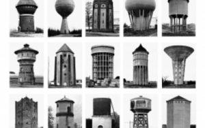 A Sexta Livre do dia 7 de novembro, às 19h, lança O Inventário como tática: a fotografia e a poética das coleções, livro de autoria de Leandro Pimentel © Hilla e Bernd Becher