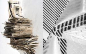 A exposição Díptico apresenta na Sexta Livre obras de Simone Cupello e Victor Haim, curadoria de André Sheik ©Simone Cupello ©VIctor Haim