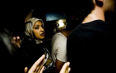 """Créditos: Kim Badawi, série """"Taqwacore"""". Chicago, 2007."""