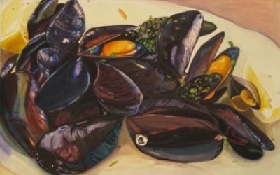 A Galeria do Ateliê da Imagem recebe em sua primeira exposição de 2016, Kitinete, uma individual com obras inéditas de Patrizia D'Angello, na Sexta Livre © Patrizia D'Angello