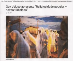 Guy Veloso no Manchete Online